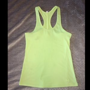 Women's Under Armour Ribbed Tank, Size L